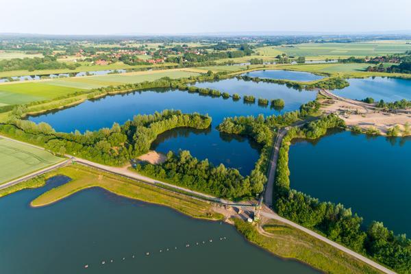 Seenlandschaft Kreis Minden-Lübbecke (©Christian Schwier)
