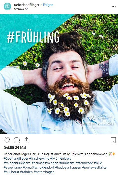 #Überlandflieger auf Instagram